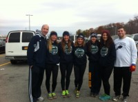 Dutchess Women Cross Country