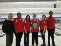 Westchester Women's Bowling Places Second in Region XV Championship