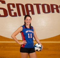 Volleyball: All Conference Announced. Ulster's Jessica Muller Named MVP