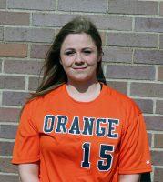 Erin Dunn, Softball, Orange