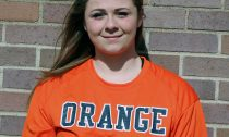 Erin Dunn, Softball, Orange