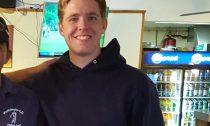 Brian Crawford, WCC Golf Team