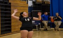 Erica Prindle, Ulster Volleyball