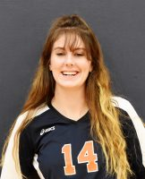 Cassidy Smith, Orange Volleyball