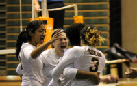 Volleyball: Rockland Advances to Region XV Semifinals
