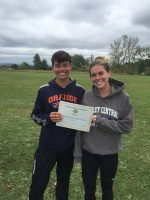 Cross Country: Mid-Hudson Championship Results