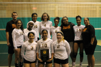 Volleyball: Rockland Crowned Mid Hudson Conference Champions