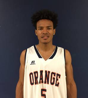 Josh Mitchell, SUNY Orange Basketball