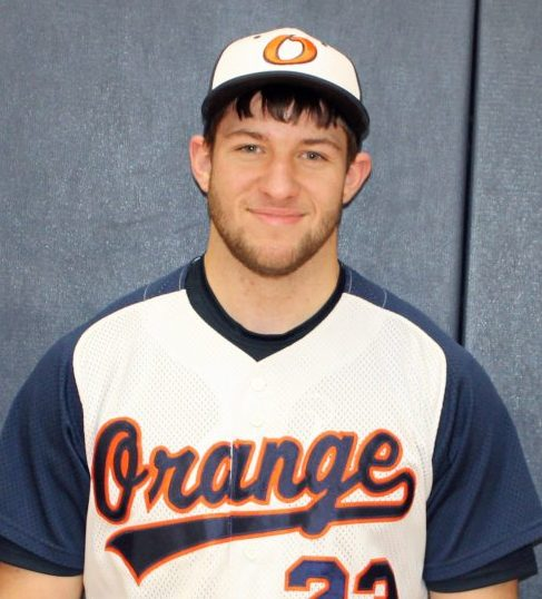 Brad Novak, SUNY Orange Baseball