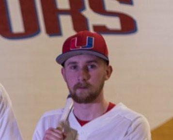 Kyle Kolodziejski, Ulster Baseball