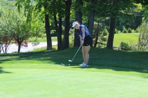 2018 Region XV DIII Golf Tournament
