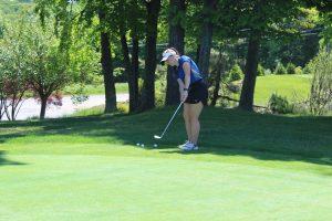 2018 Region XV DIII Golf Tournament