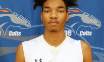 Joshua Parker, SUNY Orange Men's Basketball