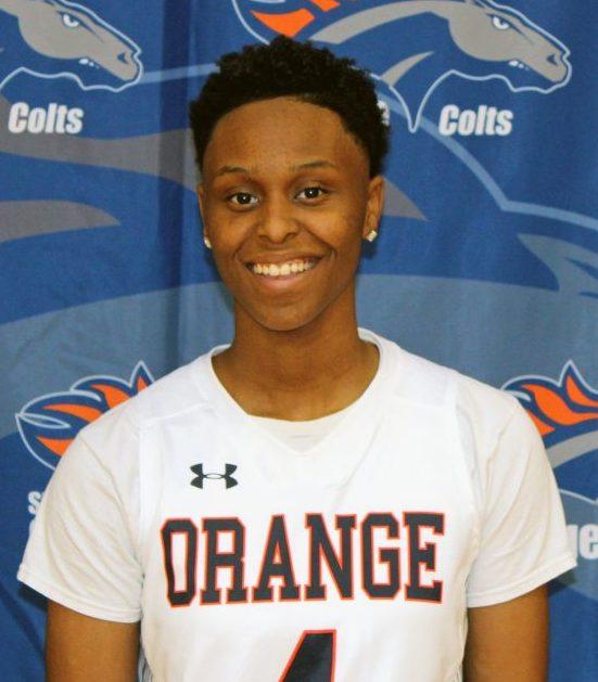 Diamond Weeks, SUNY Orange Women's Basketball
