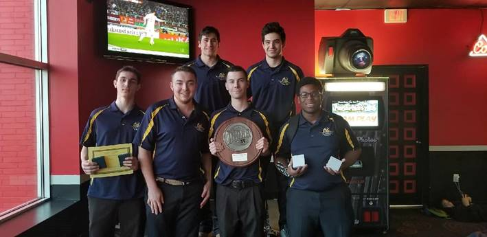Westchester Bowling at  NJCAA Region XV Championship