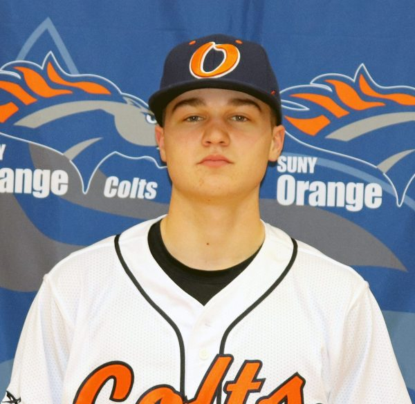 Ryan Trieste, SUNY Orange Baseball