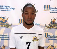 Tuane Tapper, Westchester Men's Soccer