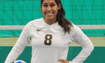 Elizabeth Minano, Rockland Hawks Volleyball