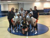 Volleyball: Orange Wins Conference Crown