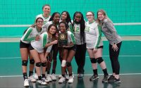 Rockland wins Conference Volleyball Title